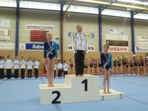 wedstrijden 8april podium